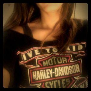 Harley Davidson Shirt ❤️